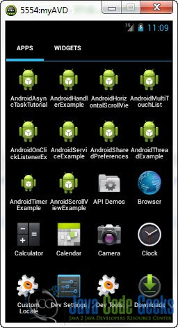 Android SharedPreferences Example | Examples Java Code Geeks