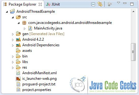 Android Thread Example | Examples Java Code Geeks - 2019