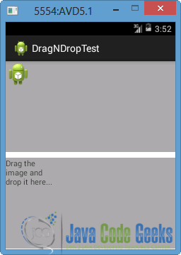 Android Drag and Drop Example   Examples Java Code Geeks - 2019