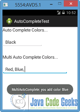 AVDAutoCompleteTest4
