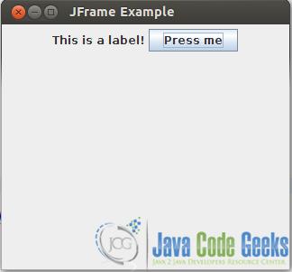 Java JFrame Example | Examples Java Code Geeks - 2019