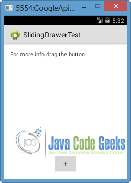 button in android studio