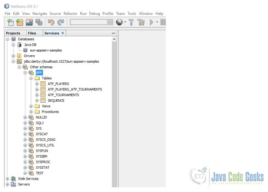 Java Embedded Nosql Database
