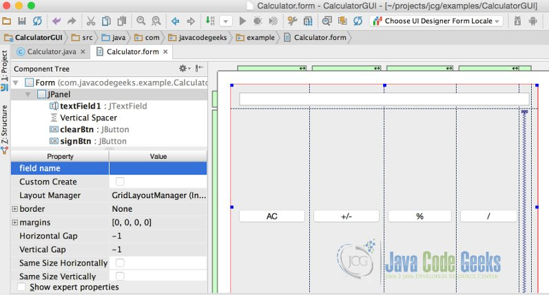 The Java Swing Layout Management Tutorial Ebook