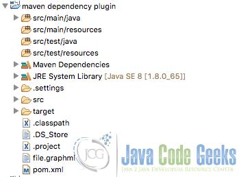 maven-dependency-plugin install phase