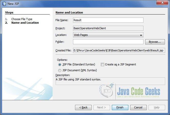 EJB Tutorial for Beginners with Example | Examples Java Code Geeks