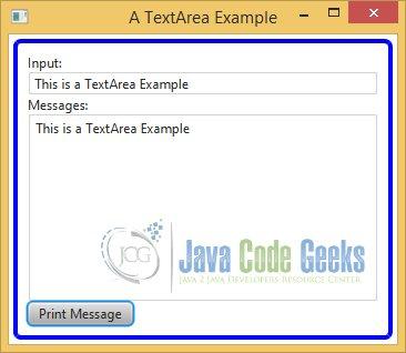 JavaFX Tutorial for Beginners | Examples Java Code Geeks - 2019
