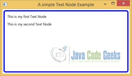 JavaFX Text Example | Examples Java Code Geeks - 2019