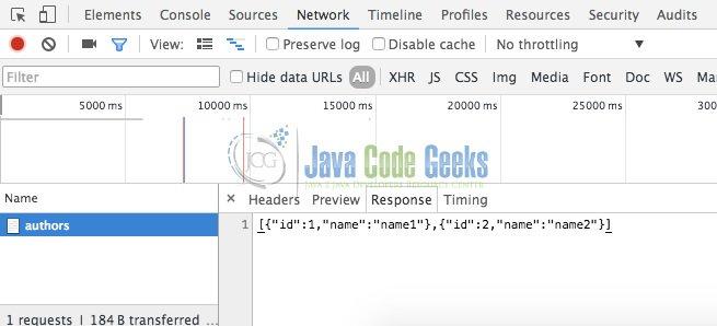 Java JSON RESTful Web Service Example   Examples Java Code Geeks - 2019
