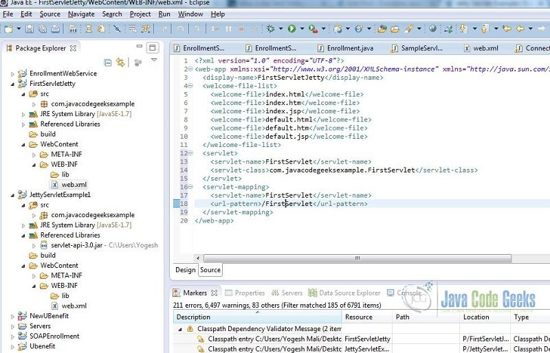 jetty servlet example examples java code geeks 2017