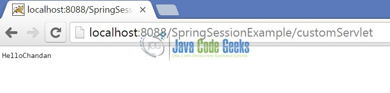 Spring Session Tutorial   Examples Java