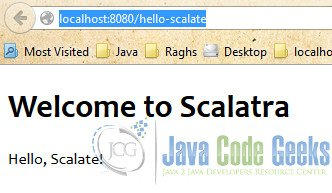 Hello Scalate