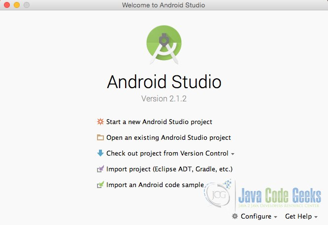Android Studio Installation - Ready