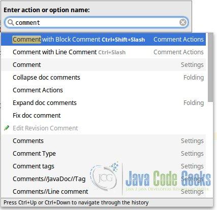 IntelliJ IDEA Keyboard Shortcuts Tutorial   Examples Java