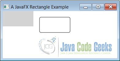 A JavaFX Rectangle Example
