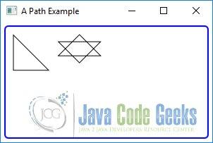 JavaFX Complex Shape Example | Examples Java Code Geeks - 2019