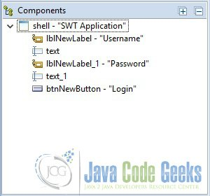 set tool tip text in java