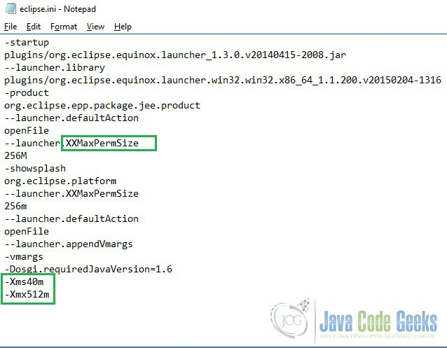 Eclipse Quit Unexpectedly: Troubleshooting | Examples Java Code
