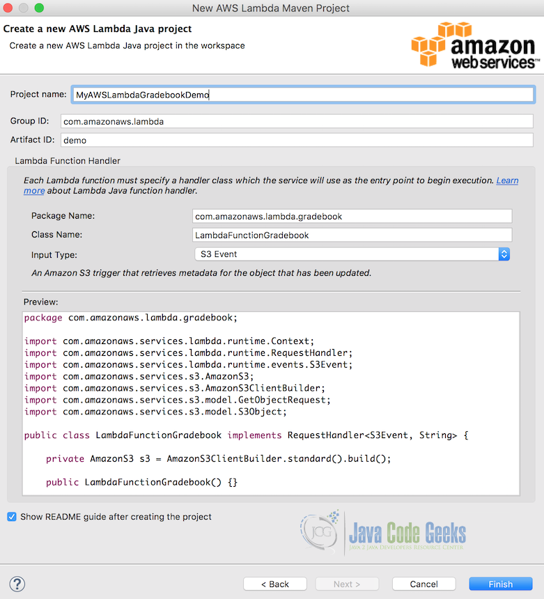 Tutorial: How to use AWS Lambda with S3 for real-time data