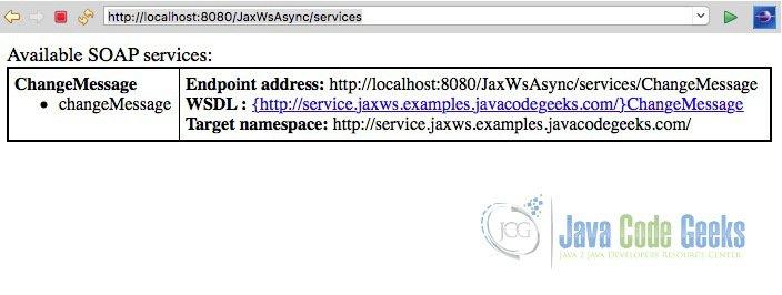 Jax-Ws AsyncHandler Example | Examples Java Code Geeks - 2019