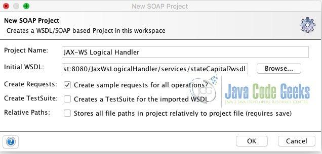 Jax Ws Logicalhandler Example Examples Java Code Geeks 2018