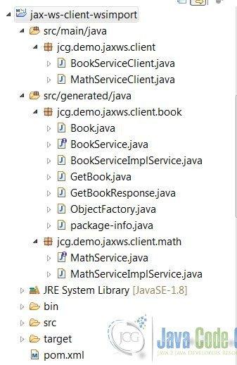JAX-WS BindingProvider Example | Examples Java Code Geeks - 2019
