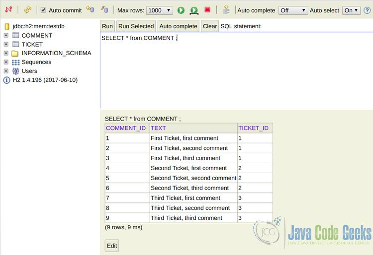 Spring REST with JSON Example | Examples Java Code Geeks - 2019