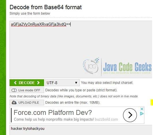 Apache Tomcat Vulnerabilities Example | Examples Java Code Geeks - 2019