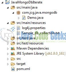 Java MongoDB Iterating through a Collection   Examples Java Code
