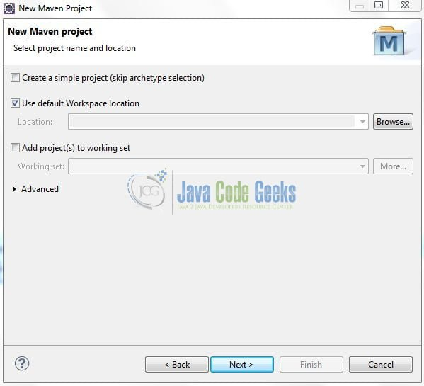 Spring MVC @ControllerAdvice Annotation - Project Details