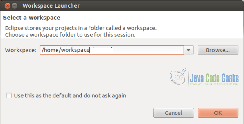 Eclipse IDE Yocto Plugin - Create workspace in Eclipse IDE