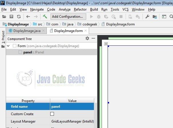 IntelliJ IDEA GUI Designer Tutorial | Examples Java Code