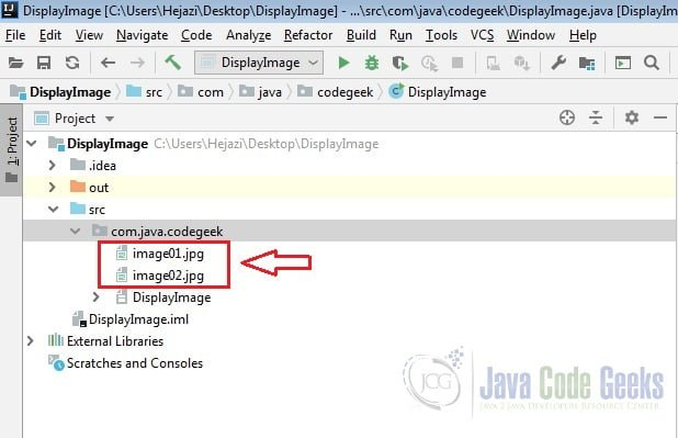 IntelliJ IDEA GUI Designer - Image sources
