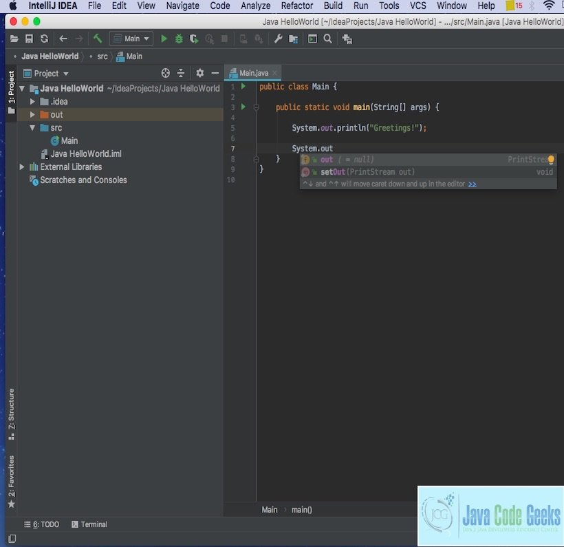 IntelliJ vs Eclipse