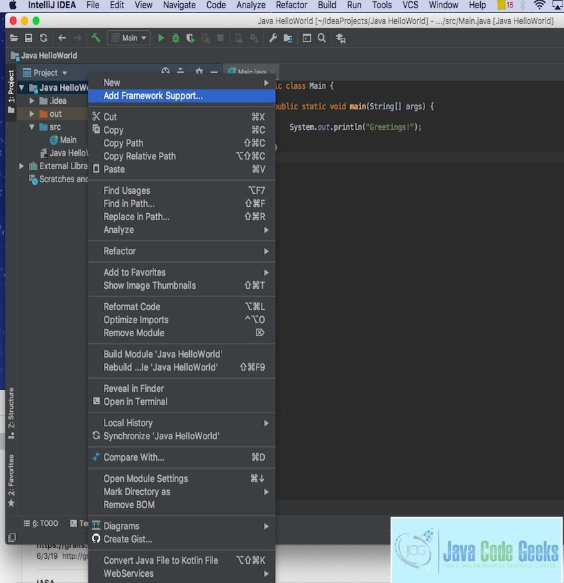 IntelliJ vs Eclipse - Idea Project Folder