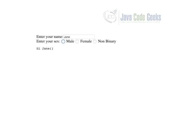 Selenium Name Locator | Examples Java Code Geeks - 2019