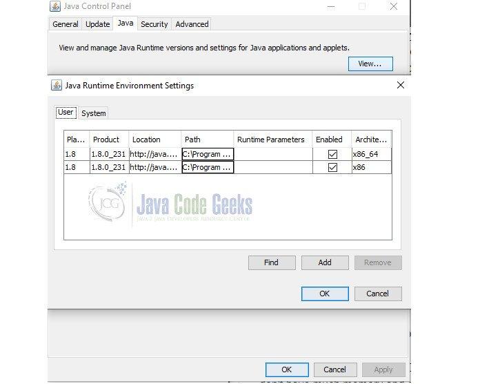 Java Lang Outofmemoryerror Examples Java Code Geeks 2021