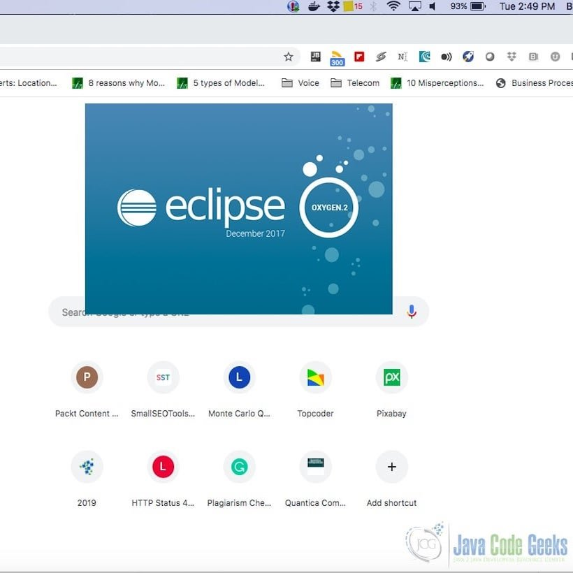 SOAP Web Service Example - Eclipse Launch